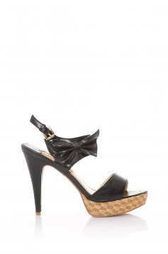Sandale Chic Girl Black