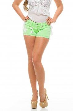 Pantaloni Scurti Mexton Stars Green