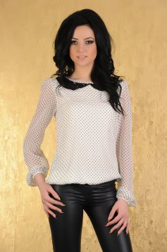Bluza LaDonna Delicious Dots Black