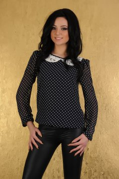 Bluza LaDonna Delicious Dots White