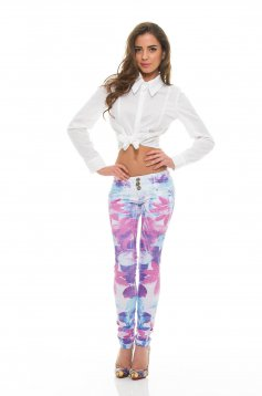 Pantaloni Mexton Magic Spirit Purple