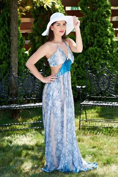 Rochie Ocassion Quick Start Blue
