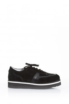 Adidasi Mexton Trendy Feet Black