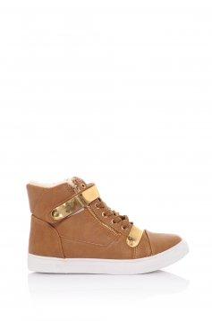 Adidasi Happy Legs Brown