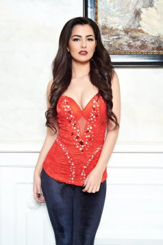 Corset Mexton Romantic Grace Red