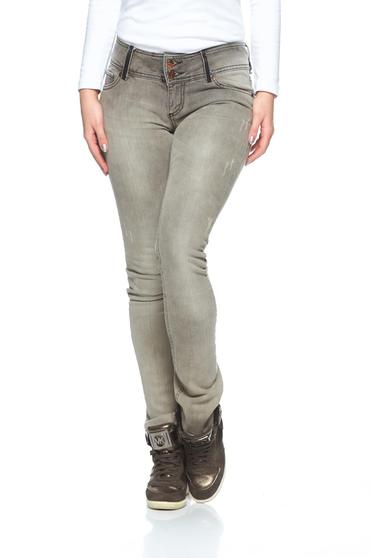 Jeans Missq Simple Touch Brown