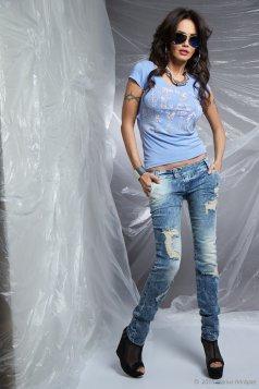 Jeans Mexton Urban Modesty Blue