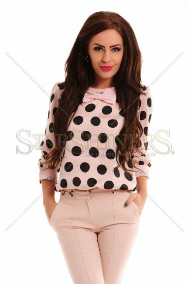 Bluza LaDonna Cute Dots Black