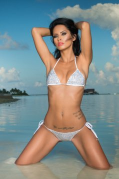 Costum De Baie Mexton Dreamful Island White