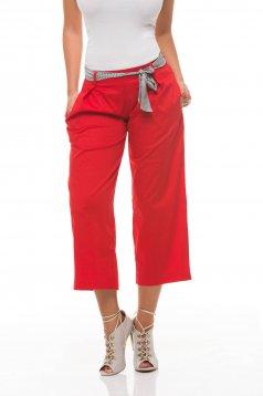 Pantaloni PrettyGirl Labour Red