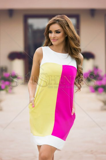 Rochie Fofy Special Behave Pink