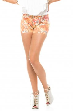 Pantaloni Scurti PrettyGirl Nature Orange