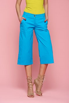 Pantaloni PrettyGirl Lonely Blue