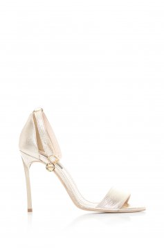 Sandale Mineli Boutique Glamorous Gold