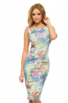 Rochie StarShinerS Attraction Green
