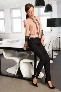 Pantaloni LaDonna Noble Pleasure Black