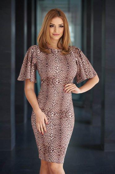 Rochie PrettyGirl Rare Jewel Brown