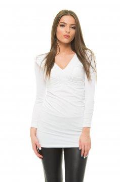 Bluza MissQ Natural Shine White