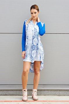 Rochie MissQ Cosmic Affair Blue