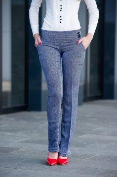 Pantaloni Fofy Vintage Day Grey