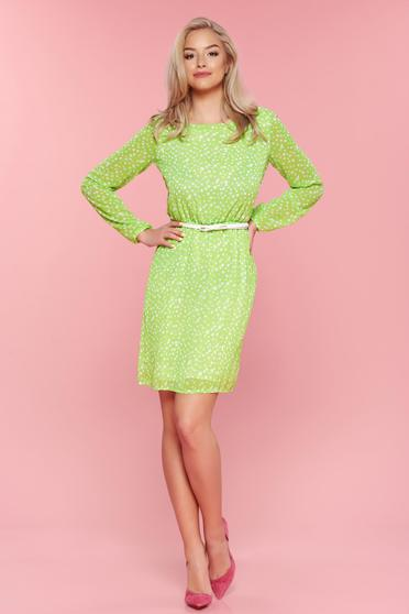 Rochie StarShinerS Attractive Green