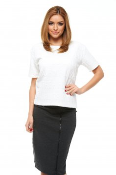 Bluza Top Secret DBL0192 White