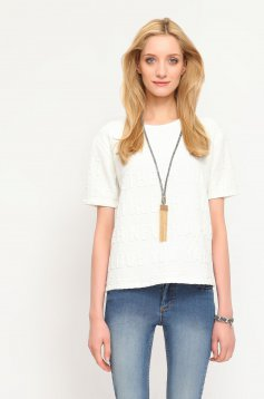 Bluza Top Secret S016724 White