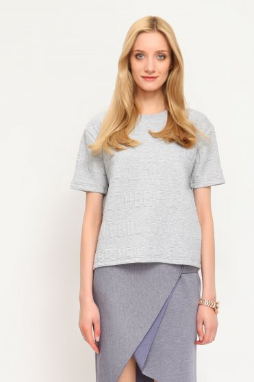 Bluza Top Secret S016724 Grey
