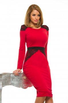 Rochie StarShinerS Distinction Red