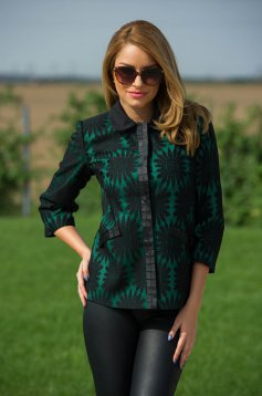 Jacheta LaDonna Strong Flavour Green