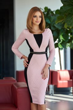 Rochie StarShinerS Safety Rosa