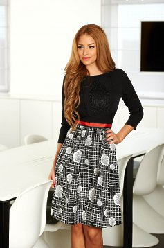 Rochie LaDonna Ancient Modesty Black