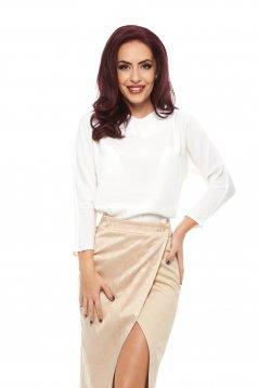 Bluza Daniella Cristea Fashionista White