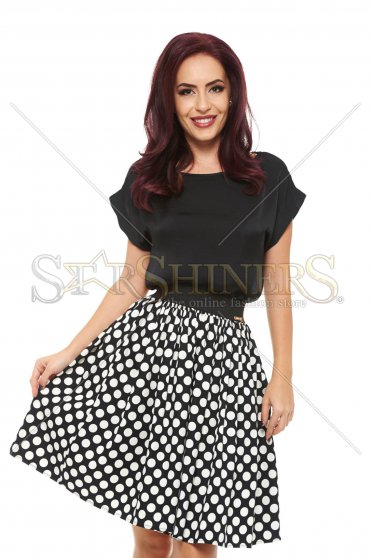 Top Prettygirl Simplistic Black