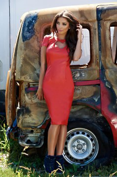 Rochie StarShinerS Radiant Red