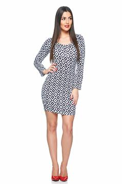 Rochie MissQ Dotty Choice White