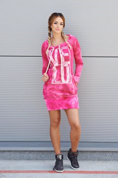 Rochie MissQ Lovely Time Pink