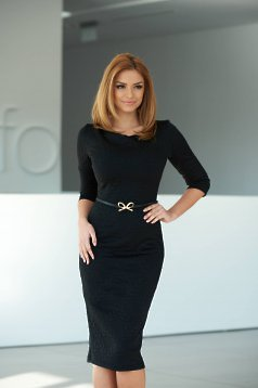 Rochie StarShinerS Ladylike Black