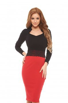 Rochie StarShinerS Gracefully Red