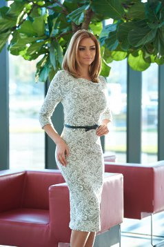 Rochie StarShinerS Lightly Grey