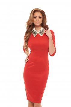 Rochie StarShinerS Inspiring Red