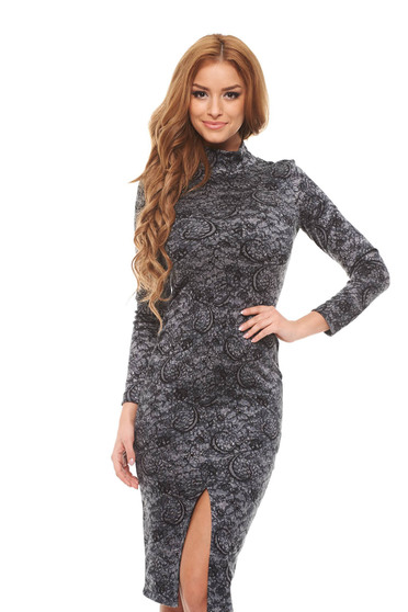 Rochie Starshiners Confidential Grey