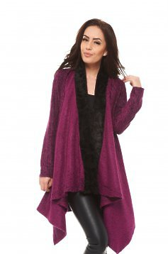 Cardigan PrettyGirl Plummy Purple
