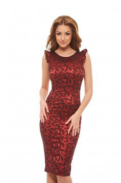 Rochie StarShinerS Like A Lady Red