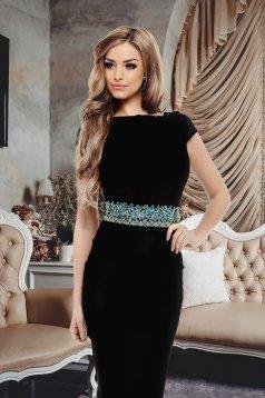Rochie StarShinerS Diva Style Black