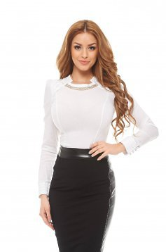 Body Fofy Fashionable Idea White