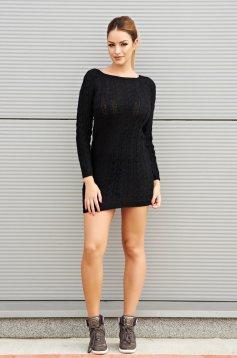 Rochie Lovely Attitude Black