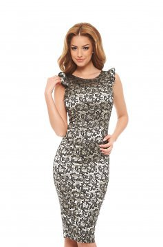 Rochie StarShinerS Like A Lady Gold