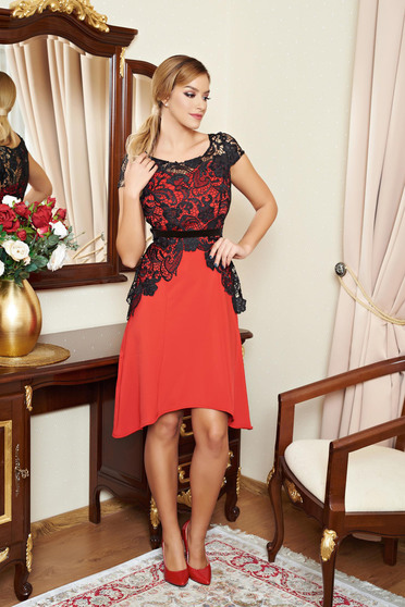 Rochie StarShinerS Rich Diva Red