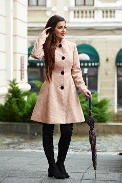 Palton Artista Elegant Concept Cream